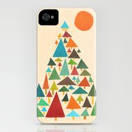 The House At The Pine Fo… iPhone (4, 4s) Slim Case