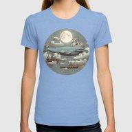 T-shirt featuring Ocean Meets Sky by Terry Fan