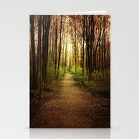 Woodland Wander Stationery Cards