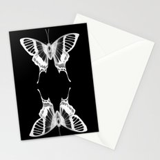 Butterfly's Ghost Stationery Cards