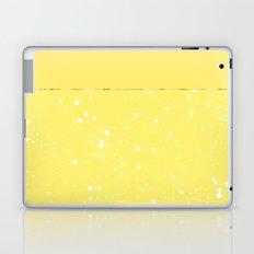 XVI - Yellow Laptop & iPad Skin