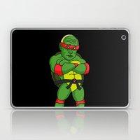 Teenage Putin Ninja Turtle Laptop & iPad Skin