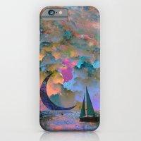 Moonset iPhone 6 Slim Case