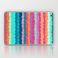 Brite Stripe Laptop & iPad Skin