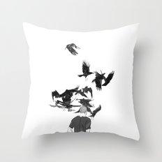 Dream Thief Throw Pillow