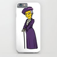 iPhone & iPod Case featuring Downton Abbey cast by Adrien ADN Noterdaem