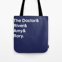 Doctor& Tote Bag