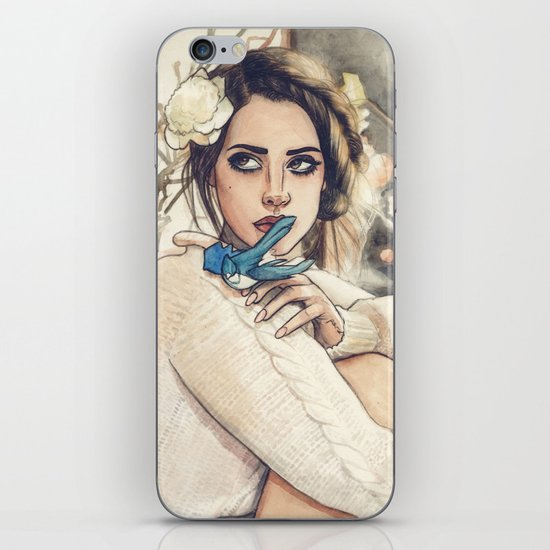 LDR III iPhone & iPod Skin