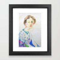 Study #40 Framed Art Print