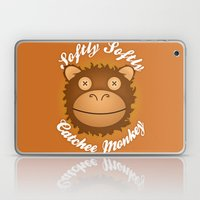 Softly Softly Catchee Monkey Laptop & iPad Skin