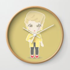 Girls in their Golden Years - Blanche Wall Clock