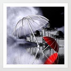 shelter Art Print