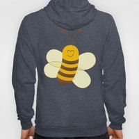 Cute Baby Bee Hoody