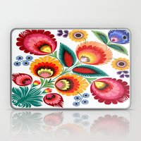 Slavic Folk Pattern Laptop & iPad Skin