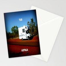 Tour Australia Stationery Cards