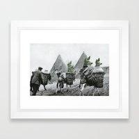 Fair Trade Framed Art Print