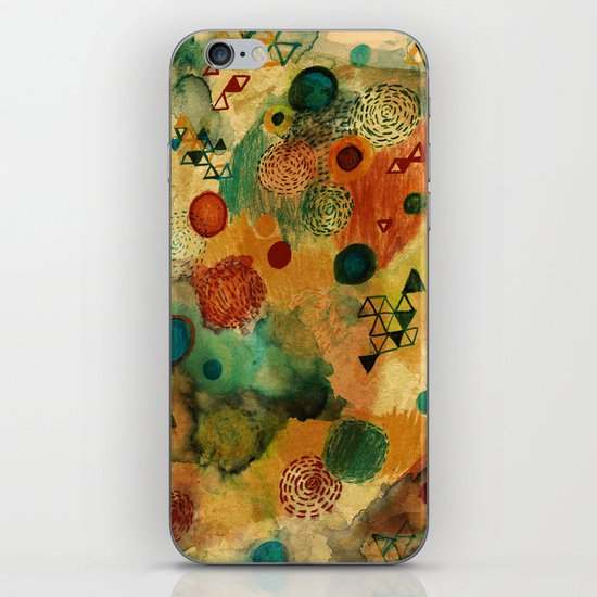 Creative Attraction iPhone & iPod Skin