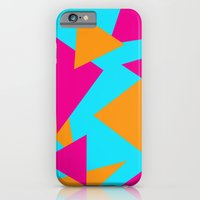 iPhone & iPod Case featuring Triangles by kathomsart