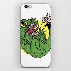 The Dinosaur  iPhone & iPod Skin