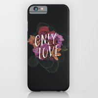 iPhone & iPod Case featuring Only Love by Galaxy Eyes