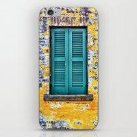 Shutters iPhone & iPod Skin