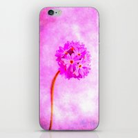 Gently Does It - Flower … iPhone & iPod Skin