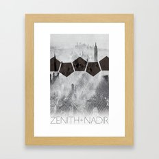 Z+N  Framed Art Print
