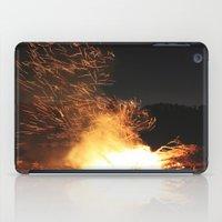 Fire Dance iPad Case