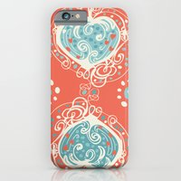 iPhone & iPod Case featuring Nordic Heart by Sarah Doherty