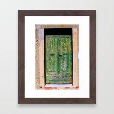 Paint Me Framed Art Print