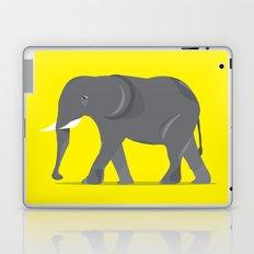 Elephant. Laptop & iPad Skin
