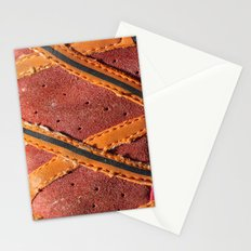 Texture Sport Schoes Stationery Cards
