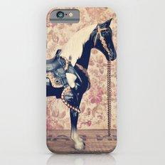 Vintage Horse  Slim Case iPhone 6s
