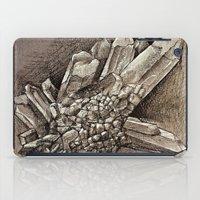 Crystals iPad Case