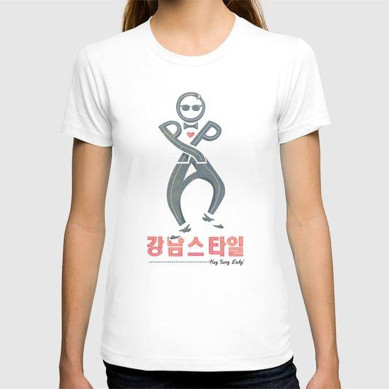 Oppa Alt. T-shirt