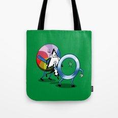 System bullies Tote Bag