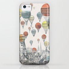 Voyages over Edinburgh iPhone 5c Slim Case