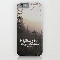 Wilderness Hope x John Muir iPhone 6 Slim Case