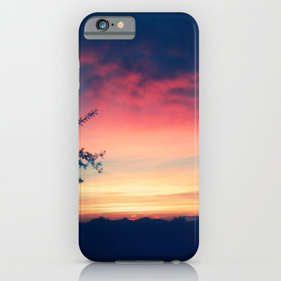 An Arizona Sunset iPhone & iPod Case