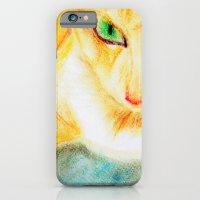 Mango Kitty iPhone 6 Slim Case