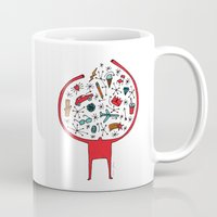 holding it all together Mug