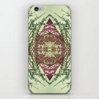 Ibirapoeira iPhone & iPod Skin