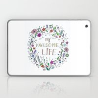 Awesome  Life Color Laptop & iPad Skin