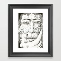 150113 Framed Art Print