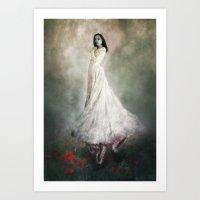 Grave Dancer Art Print