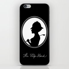 The Whip Hand iPhone & iPod Skin