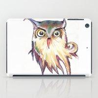 Hibou iPad Case