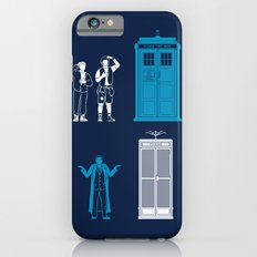 This is Not My Time Machine iPhone 6 Slim Case