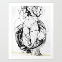 Complacency Art Print