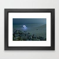 Starcatcher Framed Art Print